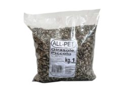 All pet girasole piccolo 1 kg.