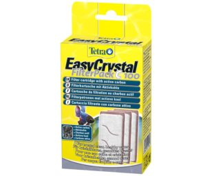 Tetra betta easy crystal filter pack 100.