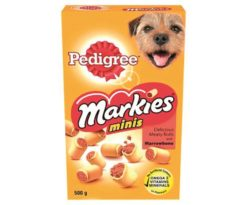 Pedigree markies minis 500 g.