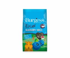 Excel nature bluberry bakes 600 g.