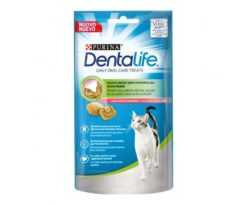 Dentalife cat salmone 40 g.