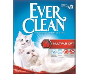 Everclean-multiple cat 6 lt..