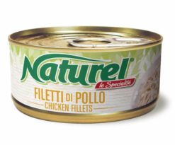 Naturel pollo 70 g.