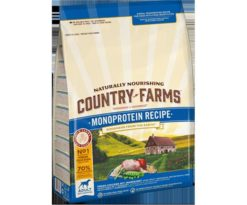 Country farms monoprotein adult pollo 2