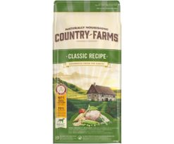Country farms classic adult pollo 12 kg.