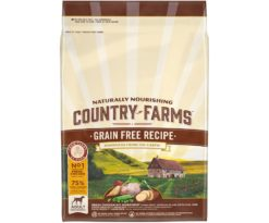 Country farms grain free adult pollo 2