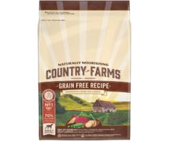 Country farms grain free adult manzo 2