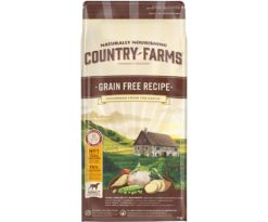 Country farms grain free adult pollo 11 kg.