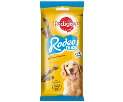 Pedigree rodeo duos pollo bacon 7x123 g.