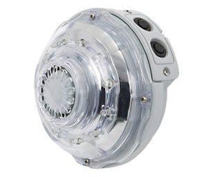 Intex luce a led multi-color con funzione idroelettrica per spa.