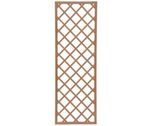 Verdemax traliccio fisso in legno fsc con cornice
