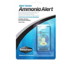 Ammonia alert 1 year.
