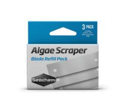 Algae scraper blade refill 3 pz.