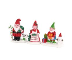 Lemax Christmas Garden Gnomes