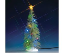 Lemax Spruce Tree With 20 Rgb Light