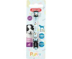 Collare Puppy Mascot 8 Mm Blu.