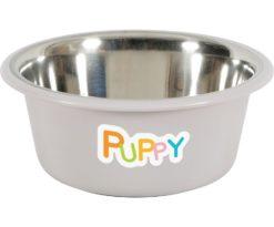 Ciotola Inox Puppy Cm 16