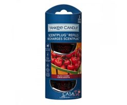 Yankee Candle Scentplug Refill Black Cherry.