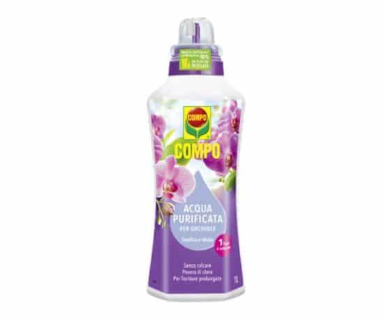 La soluzione ottimale pronta all'uso per la cura delle orchidee