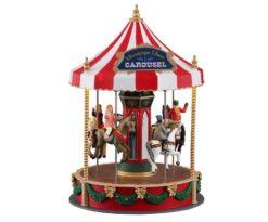 Lemax Christmas Cheer Carousel