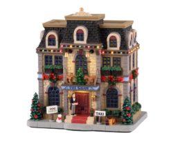 Lemax Christmas At The Savoy