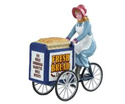 Lemax Bakery Delivery.