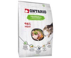 Ontario Cat Hairball 400 G.
